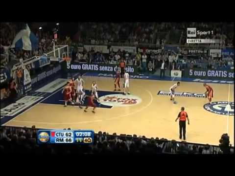 Phil Goss' BIG 4th Quarter leads Roma against Cantù in Game 6 (13 pts - 2 ass)