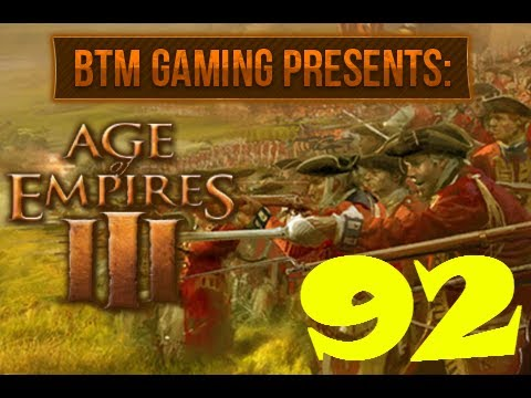 [M92] Age of Empires 3 - Japanese vs. British