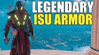 Assassins's Creed: Origins | How To Get ISU ARMOR (Legendary Outfit Location Guide) AC: Origins
