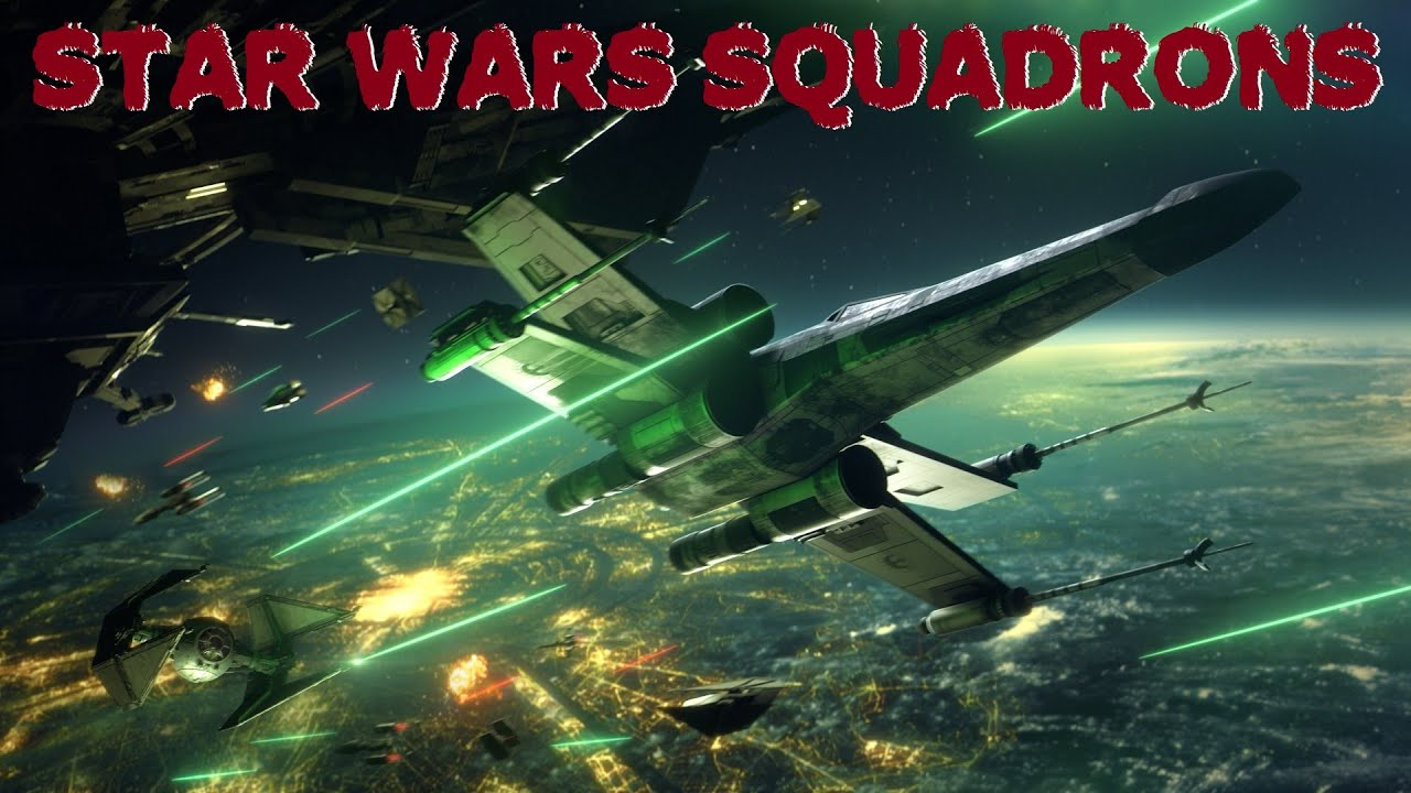 Star Wars Squadrons - New video game from EA revealed!