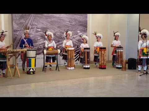 Taiwan Aboriginal Music (at Ketagalan Museum, Beitoi, Taipei)