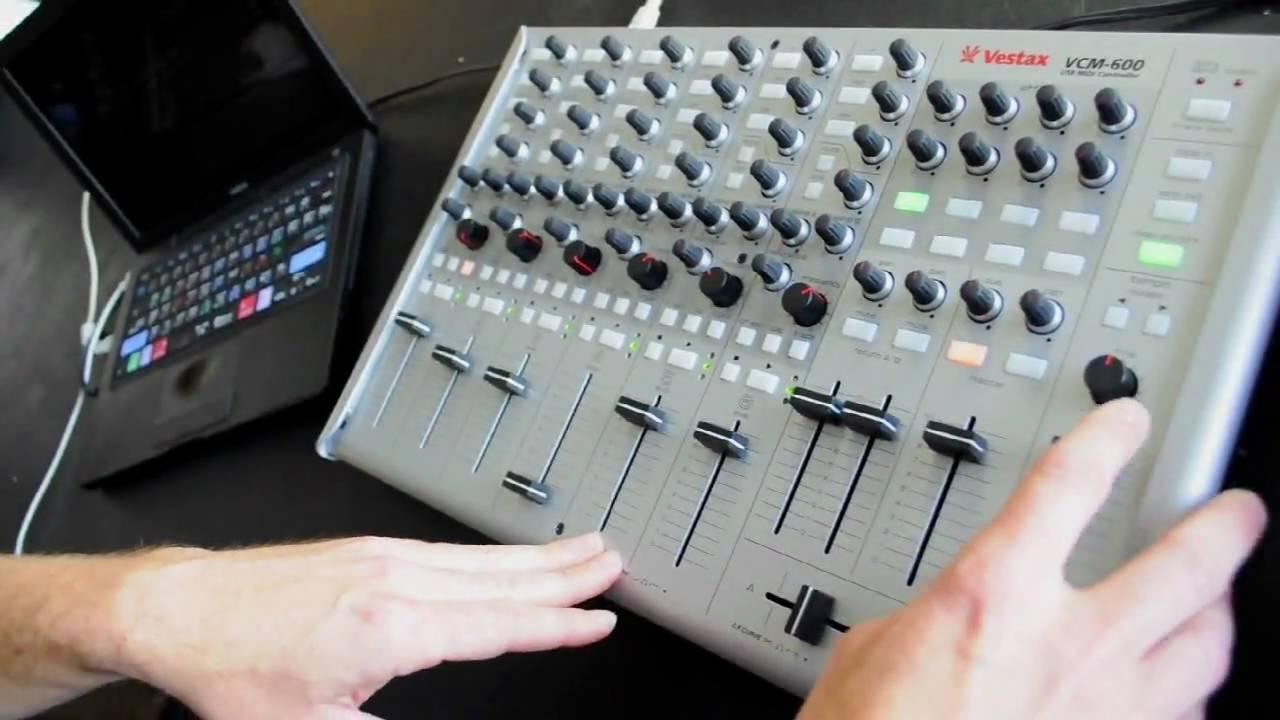 Dj TechTool's Review: Vestax VCM-600
