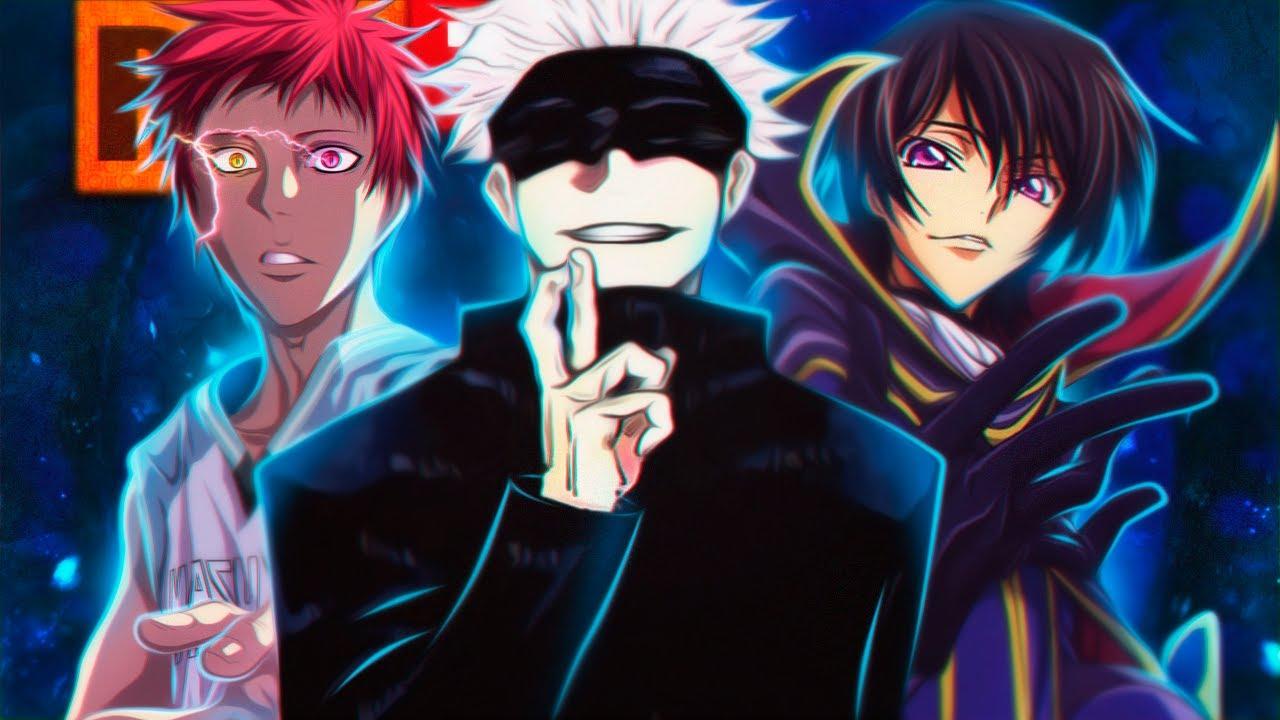 Rap: Então Eu Vejo (Akashi, Gojo, Lelouch...) // Poder Ocular // TK RAPS