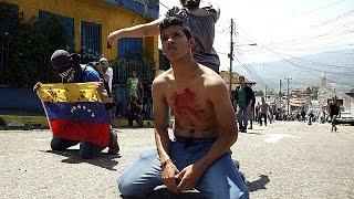 Венесуэла: полицейский, подозреваемый в убийстве подростка, арестован