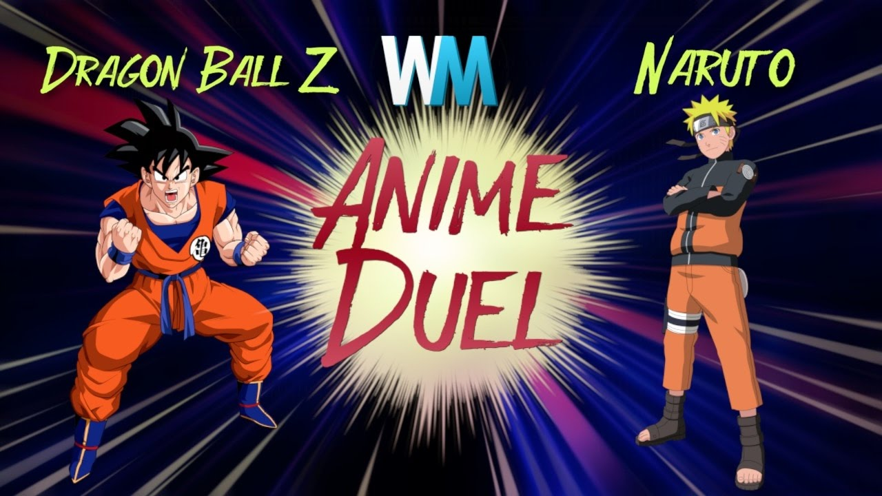 Dragon ball z vs naruto youtube - Naruto and dragonball z ...