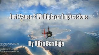 Just Cause 2 Multiplayer Impressions 1