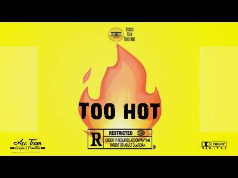 Too Hot (Dancehall Riddim Instrumental 2021)