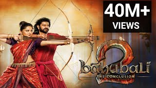 BAAHUBALI 2 THE CONCLUSION HINDI dubbed|latest new action movie 2020 | South Indian movies|बाहुबली