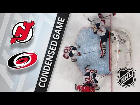 New Jersey Devils vs Carolina Hurricanes – Mar. 02, 2018 | Game Highlights | NHL 2017/18. Обзор