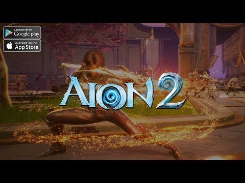 Aion 2 Mobile MMORPG By NCSoft New Trailers
