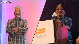 Mani Ratnam is an all-time inspiration for youngsters - Bharathiraja
