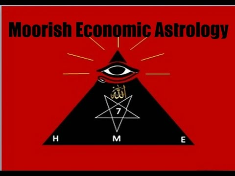 Moorish Economic Astrology