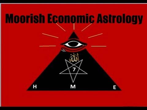 Moorish Economic Astrology