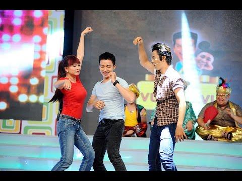 VUI ƠI LÀ VUI - Nào cùng nhảy múa - Phạm Trưởng,Võ Minh Lâm,Lân Nhã,Ngọc Tiên