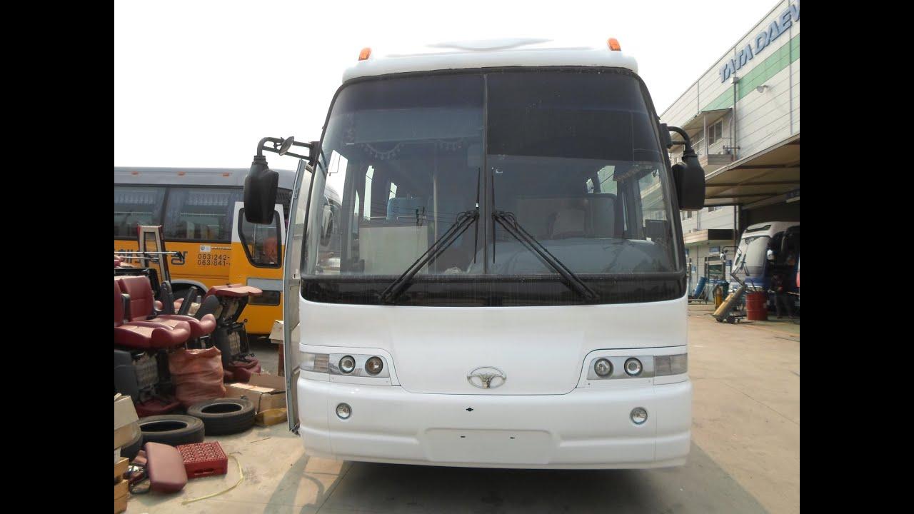 Daewoo BH117 - 0625 Korean Bus - YouTube