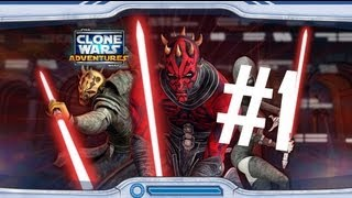 Clone Wars Adventures #1: A Galaxy at War