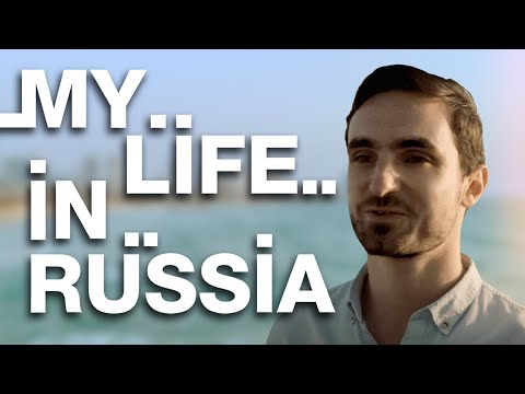 My life in Russia: Vasily Kassab from Syria