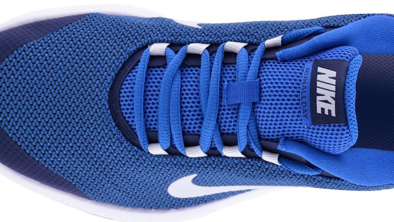 319612f21a7 Nike RUNALLDAY (898464 400) - YouTube