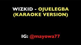 Wizkid - Ojuelegba (Instrumental)