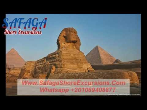 2 Day trips to Cairo and Luxor highlights from Alexandria Port || Safaga Shore Excursions