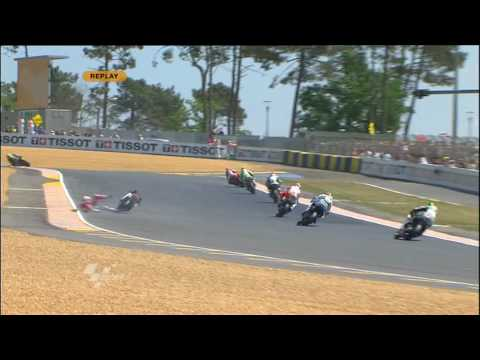 Le Mans DeAngelis Crash.mpg