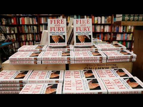 Max Blumenthal on 'Fire and Fury', Clinton Probe, and Russiagate