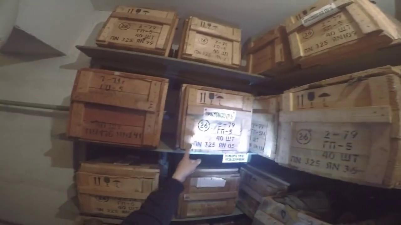 LiveLeak com Abandoned Underground Safe House Break In
