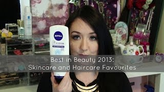 Best in Beauty 2013: Skincare and Haircare Favourites! Thumbnail