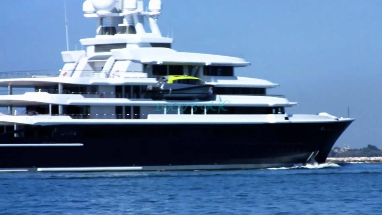 Sausalito S Labor Day Super Yacht Is The Luna Oursausalito Com