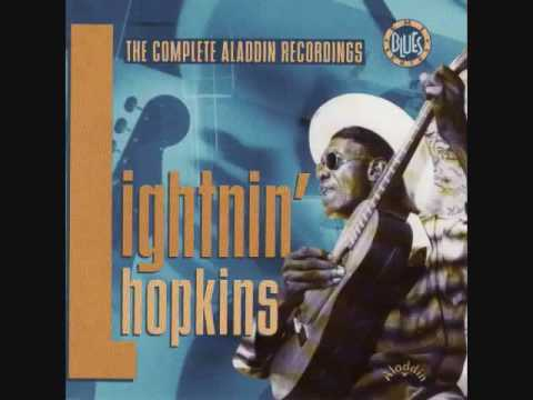 Lightnin' Hopkins   The Complete Aladdin Recordings