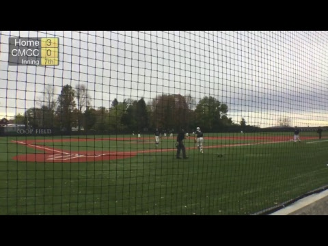 Bridgton Academy Baseball vs. Central Maine Community College