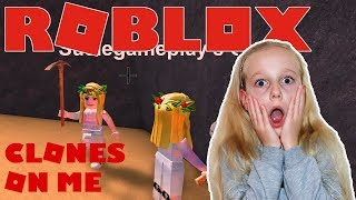 Roblox Clone Tycoon 2. Clones on Me