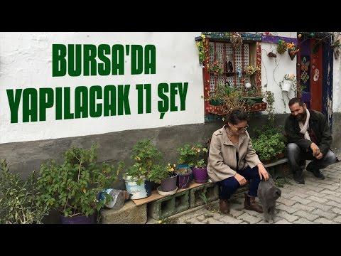 BURSA'DA YAPILACAK 11 ŞEY | GEZGİN ÇİFT