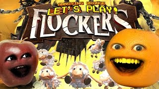 MEET THE FLOCKERS! w/ Midget Apple and Annoying Orange