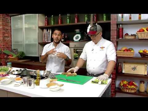 """Receta de hoy: """"Mes vegetariano"""" del Hard Rock Café #ATuVidaDaleAjí"""