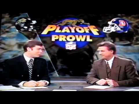 Jacksonville Jaguars post game interviews Mile High Miracle 1996 playoffs Dan Hicken