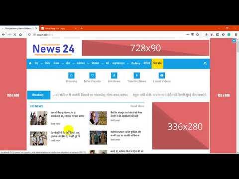 News Portal | News Website And CMS | Asp.net Mvc 5 With Sql Server | News Management System