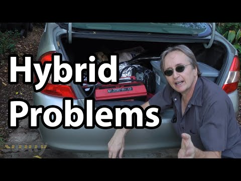 Hybrid Battery Reconditioning