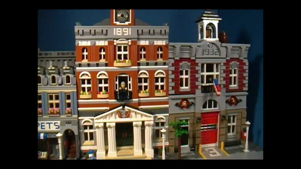 What Will The Next Lego Modular Building Be
