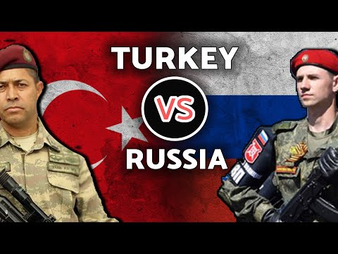 Turkey vs Russia - Military Power Comparison 2020