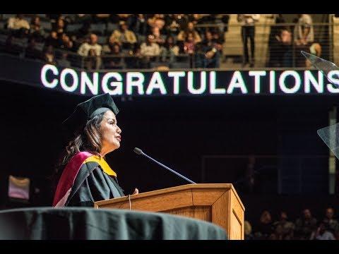 Dr. Yasmin Davidds Keynote Address - Chaffey College Commencement Speech