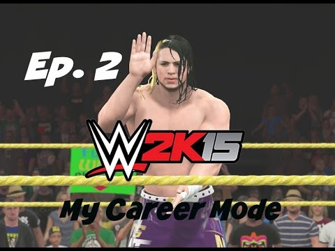 """Download WWE 2K15 My Career Mode-Ep. 2 """"Going Stronger"""" [WWE My Career XBOX ONE Part 1]"""