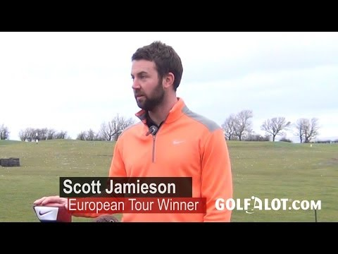 Scott Jamieson Nike Covert Driver, RZN Ball Interview by Golfalot