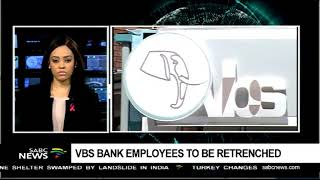 UPDATE: Mood in Thohoyandou ahead of VBS bank retrenchments