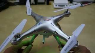 Syma X5SW-1 FPV Quadcopter REVIEW