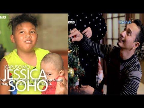 Kapuso Mo, Jessica Soho: Ang masayang Pasko nina Alexis at Ryan
