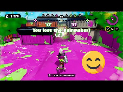 Splatoon - Private Battles w/ Friends #2 (Splatoon 2 Italia FB Group)