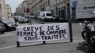 Grève des femmes de chambre de l'hôtel B&B Joliette à Marseille - #2
