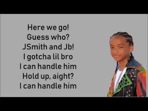 Never Say Never - Justin Bieber Ft. Jaden Smith LYRICS