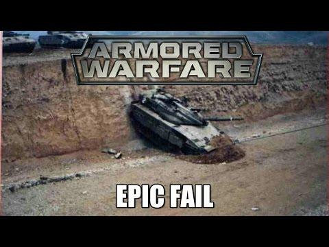 Armored Warfare - Epic Fail